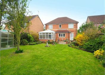 Thumbnail 4 bedroom detached house for sale in The Steeples, Annesley Woodhouse, Nottinghamshire