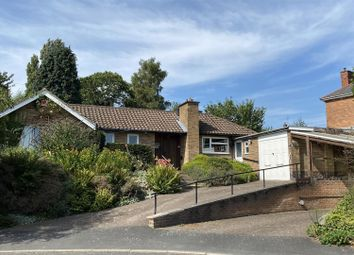 Thumbnail 3 bed bungalow for sale in Duffield Road, Allestree, Derby