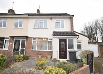 Thumbnail 3 bedroom end terrace house for sale in Lodge Walk, Downend, Bristol