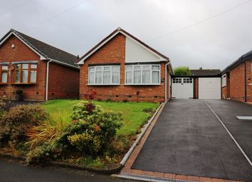 Thumbnail 2 bed bungalow for sale in 72 Wiclif Way, Stockingford, Nuneaton, Warwickshire