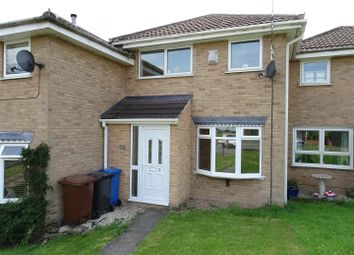 Thumbnail 3 bed town house for sale in Hallam Way, West Hallam, Ilkeston