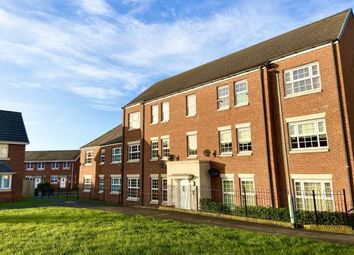 Thumbnail 2 bed flat for sale in Clough Close, Middlesbrough