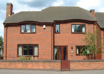 Thumbnail 4 bed detached house for sale in Twycross, Warwickshire