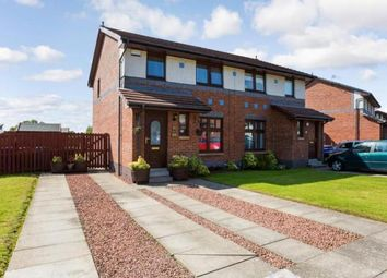 Thumbnail 3 bed semi-detached house for sale in Downcraig Road, Glasgow, Lanarkshire