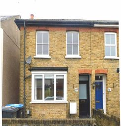Thumbnail 2 bed property to rent in Chapel Park Road, Addlestone