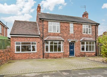Thumbnail 4 bed detached house for sale in Malvern Avenue, York