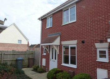 Thumbnail 3 bed semi-detached house to rent in Newman Drive, Kesgrave, Ipswich