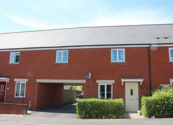 Thumbnail 3 bed terraced house to rent in Riverside, Hemyock, Devon