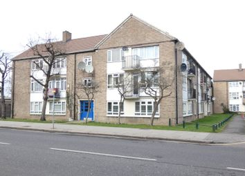 Thumbnail 3 bed flat to rent in Ordnance Road, Enfield, Middlesex, UK