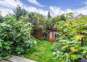 Thumbnail 1 bed terraced house for sale in Churchfield Road, London