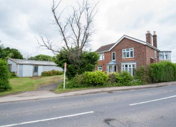 Thumbnail 4 bed detached house for sale in Benington Road, Butterwick, Boston