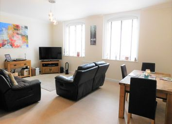Thumbnail 2 bed flat for sale in Huntingdon Wing, Fairfield Hall, Kingsley Avenue, Stotfold, Herts