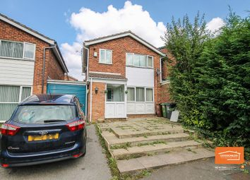Thumbnail 3 bed link-detached house for sale in Harness Close, Walsall