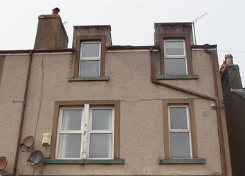 Thumbnail 3 bed maisonette for sale in Church Road, Harrington, Workington, Cumbria