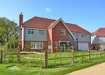 West Chiltington Road, West Chiltington, West Sussex RH20. 5 bed detached house
