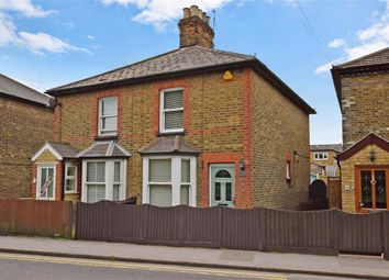 Thumbnail 3 bed semi-detached house for sale in Ongar Road, Brentwood, Essex