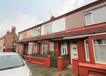 Thumbnail 3 bed terraced house for sale in Clifford Road, Wallasey
