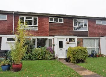 Thumbnail 3 bed terraced house for sale in Loretto Close, Cranleigh