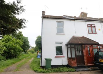 Thumbnail 3 bed end terrace house to rent in Caxton Cottages, Sandy Lane, Grays
