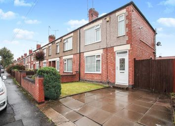 Thumbnail 3 bed end terrace house for sale in Treherne Road, Coventry, West Midlands