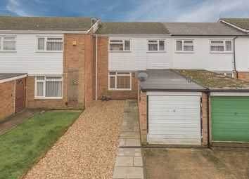 Thumbnail 3 bed terraced house for sale in Kitchener Close, St.Albans