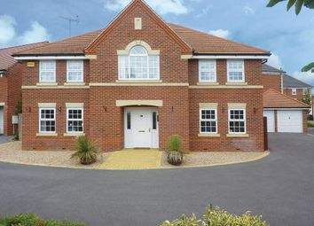 Thumbnail 5 bedroom detached house to rent in Shinfield, Reading