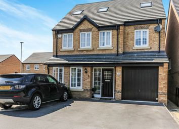 Thumbnail 4 bed detached house for sale in Red Kite Avenue, Wath-Upon-Dearne, Rotherham