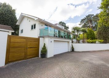 Thumbnail 4 bed detached house for sale in Nairn Road, Canford Cliffs, Poole, Dorset