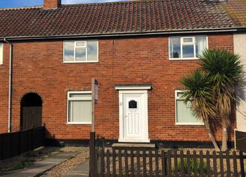 Thumbnail 3 bed terraced house to rent in Swaledale Crescent, Billingham