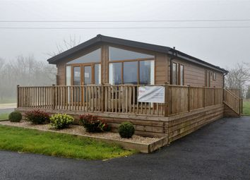 Thumbnail 2 bed mobile/park home for sale in Ryther, Tadcaster, North Yorkshire