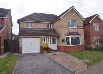 Thumbnail 4 bed detached house for sale in Hobart Close, Waddington