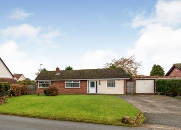 3 bed detached bungalow for sale in Stearn Drive, Onehouse, Stowmarket IP14