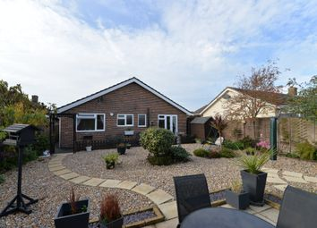 Thumbnail 3 bed detached bungalow for sale in Three Acre Drive, Barton On Sea, New Milton