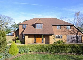 Thumbnail 5 bed detached house to rent in Fairmile Lane, Cobham