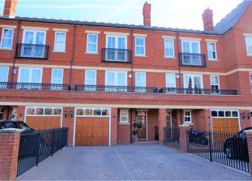 Thumbnail 4 bed terraced house for sale in Brandesbury Square, Woodford Green