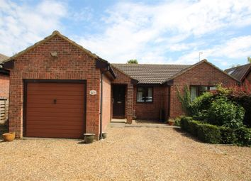 Thumbnail 2 bed detached bungalow for sale in The Limes, Stony Stratford, Milton Keynes