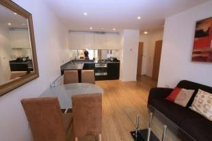 Thumbnail 2 bed flat to rent in Schrier, 1 Arboretum Place, Barking