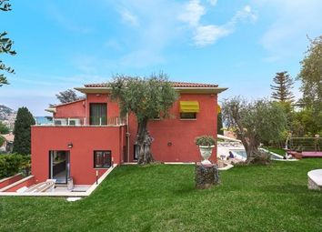 Thumbnail 6 bed property for sale in Menton, French Riviera, 06500