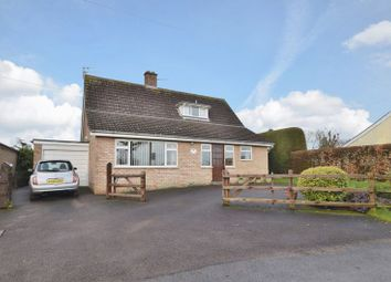 Thumbnail 3 bed detached bungalow for sale in Llangrove, Ross-On-Wye