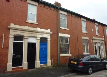 Thumbnail 3 bed terraced house to rent in Balfour Road, Preston