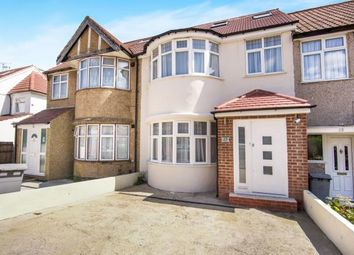 Thumbnail 4 bed terraced house for sale in Hill View Gardens, Kingsbury, London, United Kingdom