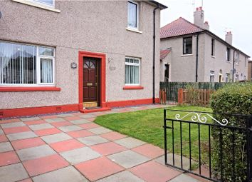 Thumbnail 3 bed flat for sale in Parkhead Drive, Edinburgh