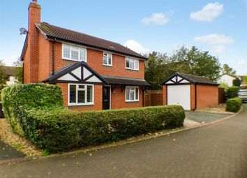 Thumbnail 4 bed detached house for sale in Brookfield, Haslington, Crewe