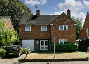 Thumbnail 4 bed detached house to rent in Avenue Road, Epsom