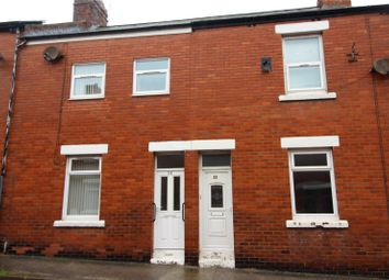 Thumbnail 2 bed terraced house for sale in Fox Street, Seaham, County Durham