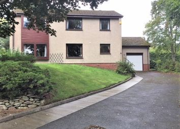 Thumbnail 4 bed detached house to rent in Millwell Park, 1, Innerleithen, Scottish Borders