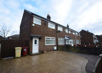 Thumbnail 2 bed semi-detached house for sale in Calder Drive, Kearsley, Bolton