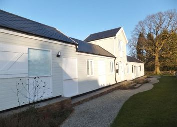Thumbnail 3 bed detached house to rent in Ide Hill Road, Four Elms, Edenbridge