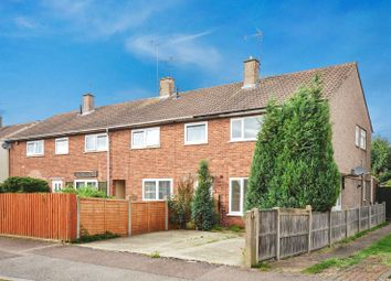 Thumbnail 2 bed end terrace house for sale in Twickenham Road, Eyres Monsell, Leicester