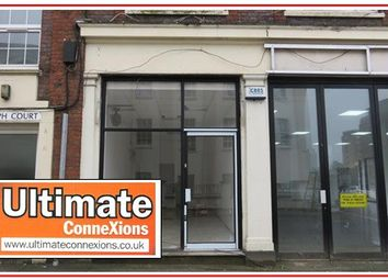Retail premises to let in Union Street, Luton, Bedfordshire LU1